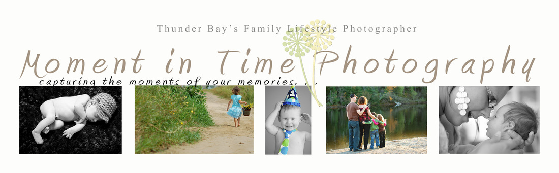 Thunder Bay Photographer Gift Certificates